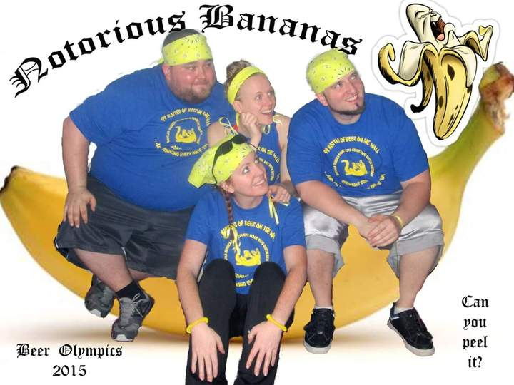 Beer Olympics 2015 T-Shirt Photo