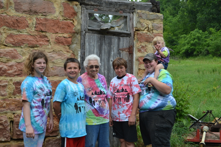 Camp Grandma 2016 T-Shirt Photo