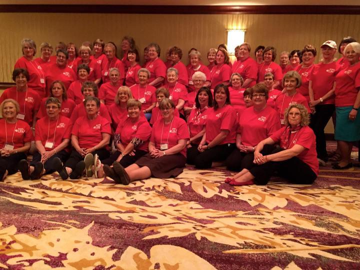 Iowa Delta Kappa Gamma T-Shirt Photo