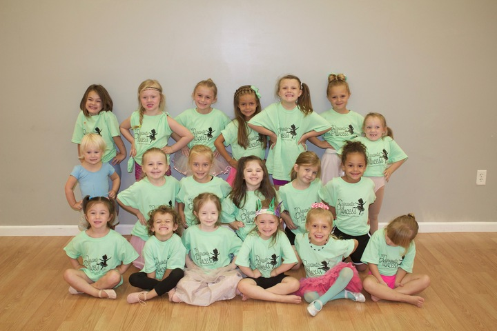 Princess Dance Camp 2016 T-Shirt Photo