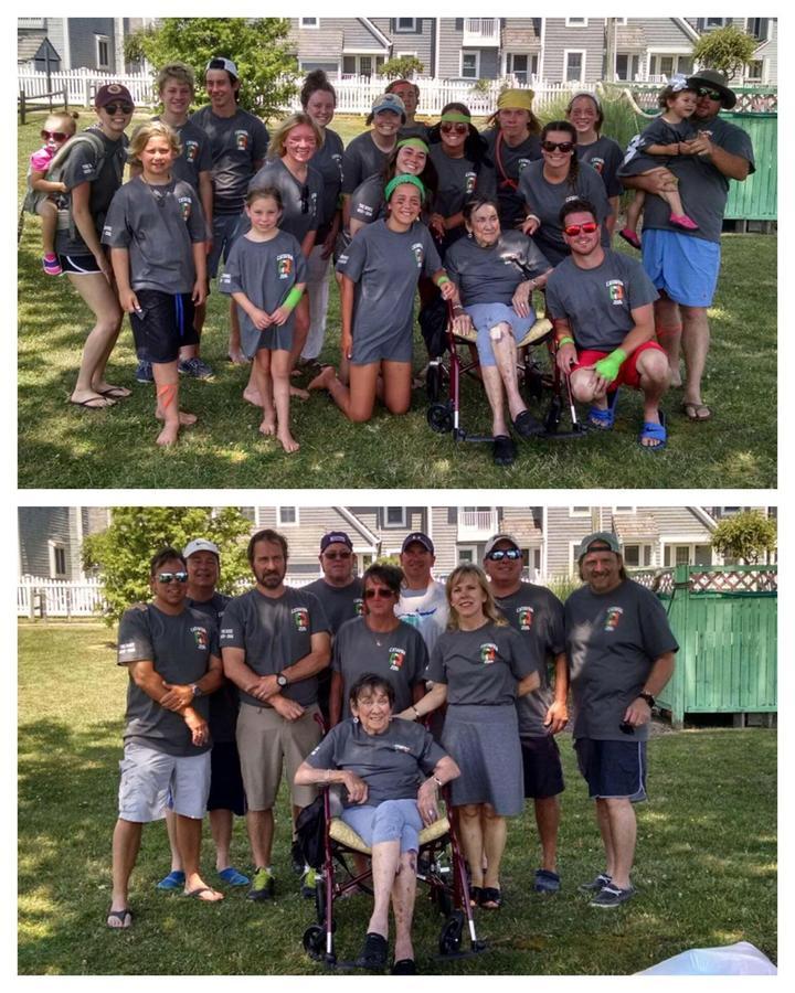 Kurz Family Annual Reunion Catawba Island 2016 T-Shirt Photo