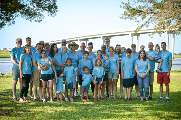 Williams Family Beach Week T-Shirt Photo