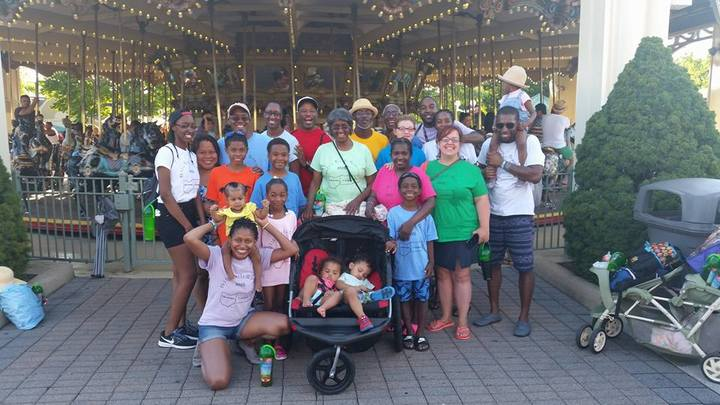 Hollis Family Fun T-Shirt Photo