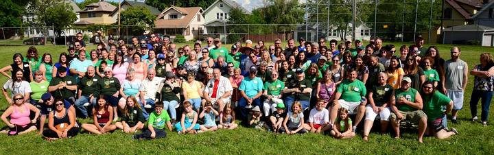 Family Reunion 2016 T-Shirt Photo