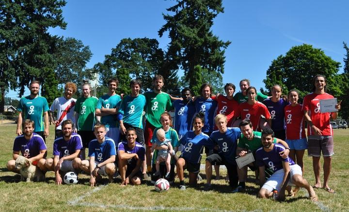 Post Tournament Photo T-Shirt Photo