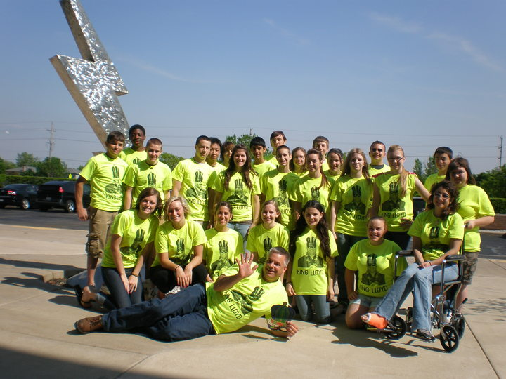 Vja Honors Biology T-Shirt Photo