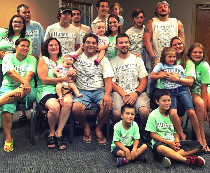 Family Reunion Fun T-Shirt Photo