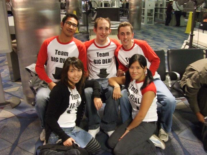 At The Airport T-Shirt Photo