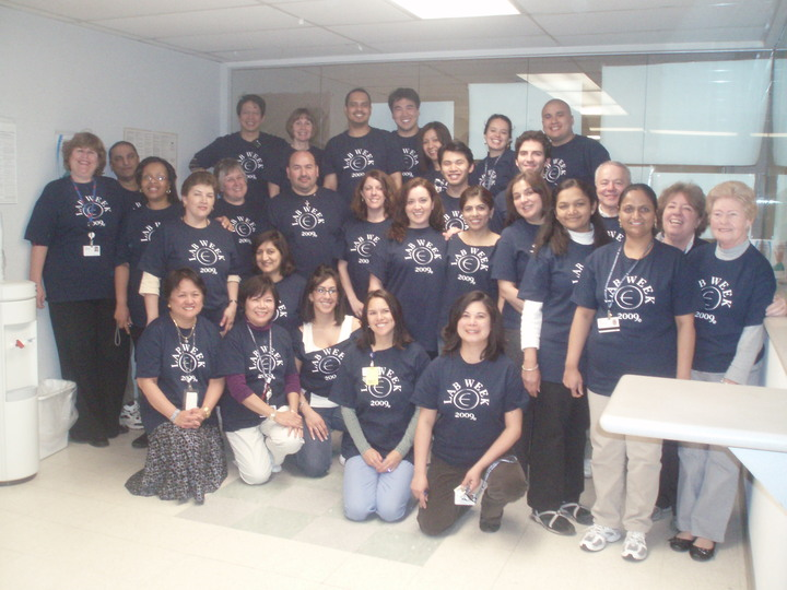 Lab Week 2009 T-Shirt Photo