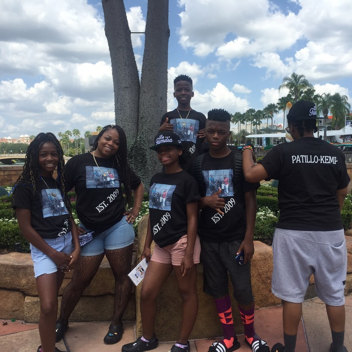 Universal Family  T-Shirt Photo