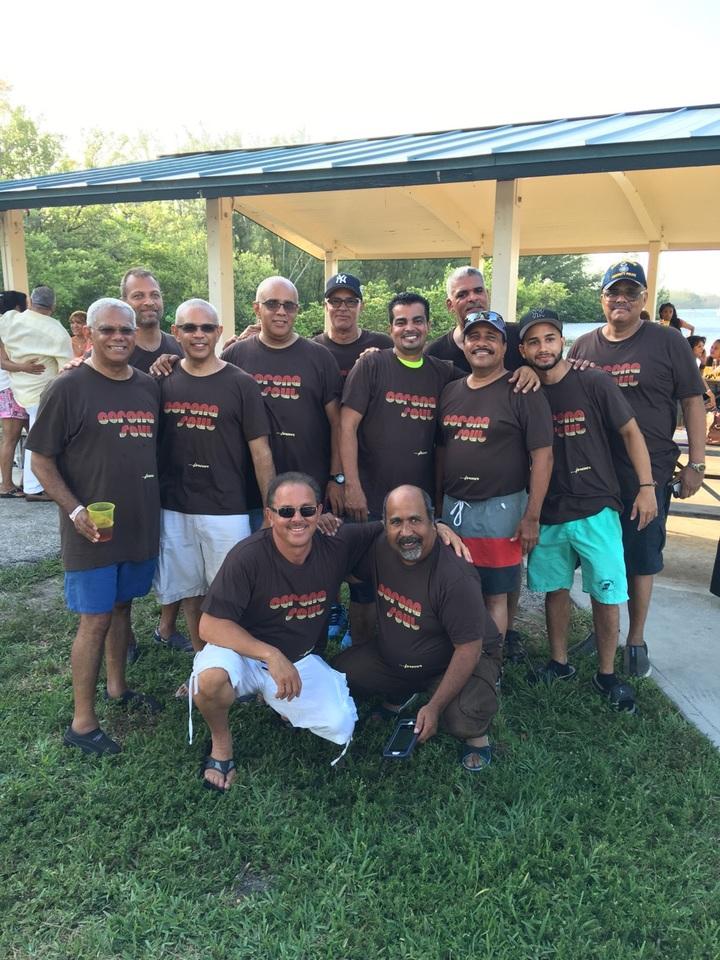 The Corona Crew T-Shirt Photo
