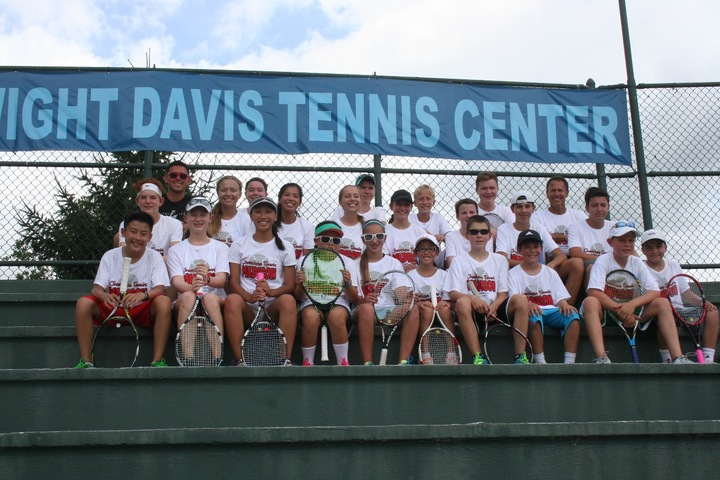 Madison, Wi Tennis Team Wins Midwest Junior Tennis Tourney In St. Louis T-Shirt Photo