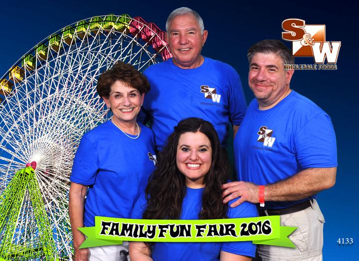 Family Fun Fair 2016 T-Shirt Photo