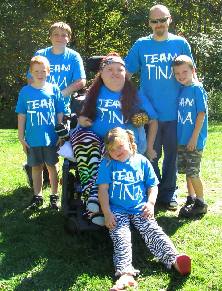 Team Tina T-Shirt Photo
