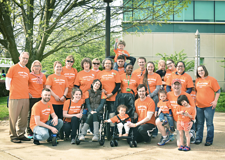 Walk Ms   Team Deme T-Shirt Photo