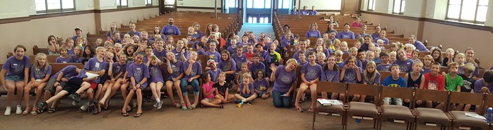 Vacation Bible School 2016 T-Shirt Photo