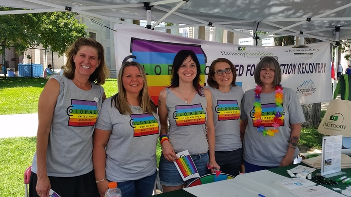 Pride 2016   Harmony Foundation Staff T-Shirt Photo