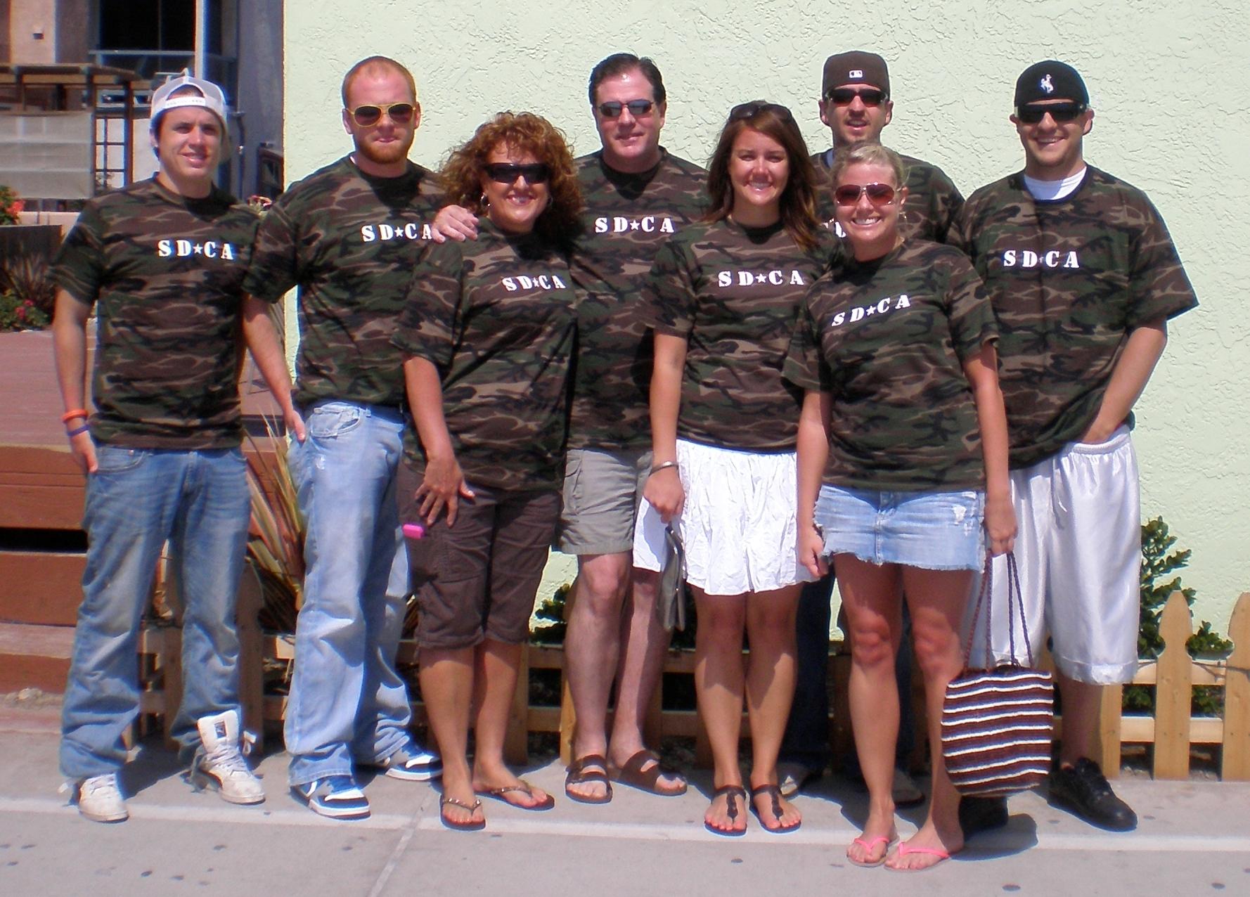 Shirt design san diego - Memorial Day 2009 Nuff Said T Shirt Photo