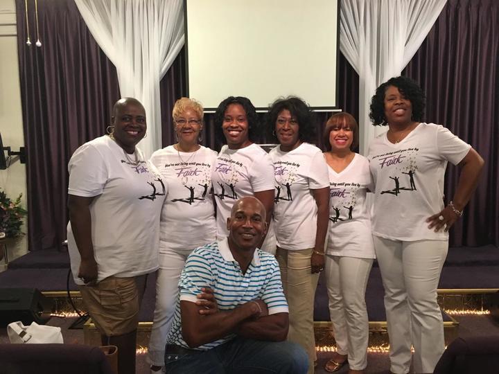 Love Center Family Church & Faith Coach Dr. Joseph Hill T-Shirt Photo