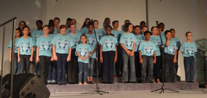 Truth Drama & Music Camp Choir T-Shirt Photo
