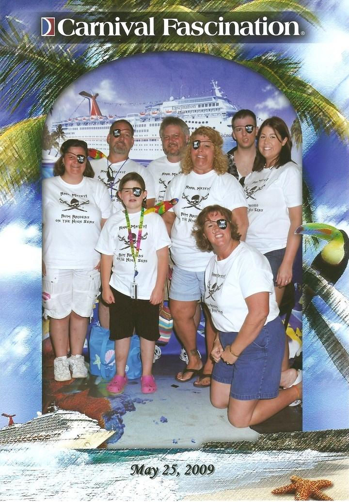 Arr, Matey!  Rum Raiders Rule The High Seas! T-Shirt Photo