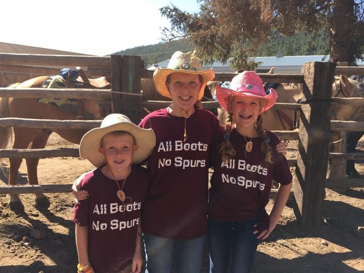 Dude Ranch Heaven T-Shirt Photo