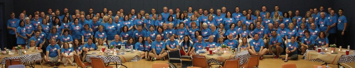 Stad's Crabfest Charity Event And Customink T Shirts (10 Years Together!) T-Shirt Photo