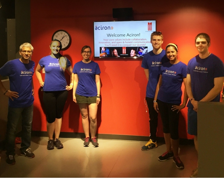 10th Anniversary Team Outing T-Shirt Photo