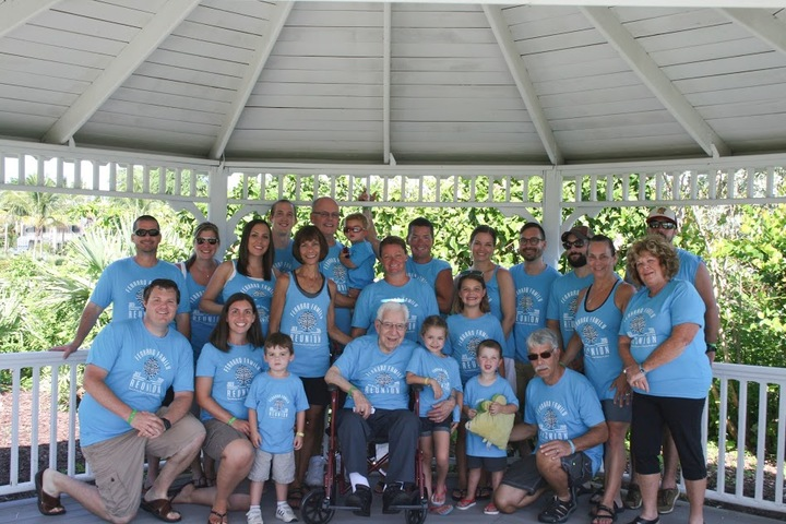 """Ferraro Family Reunion"" T-Shirt Photo"