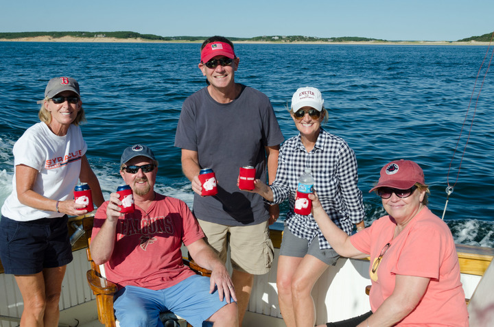 Scrod Squad Koozies T-Shirt Photo