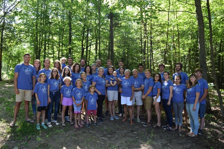 Nocker Family Reunion (Nfr) 2016 T-Shirt Photo