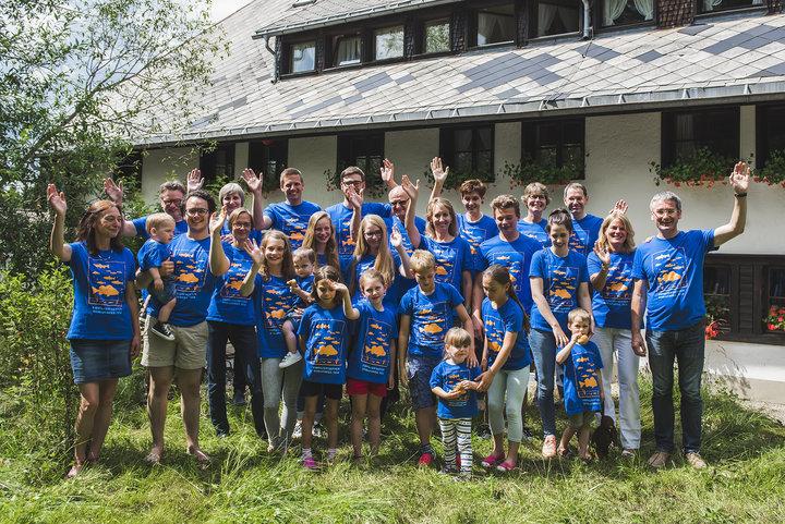 Familientreffen Schluchsee, 2016 T-Shirt Photo