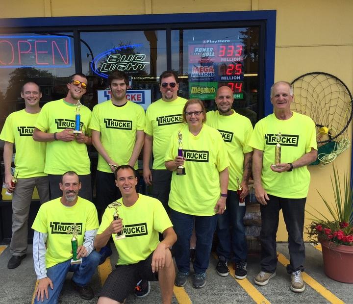 Team Trucke T-Shirt Photo