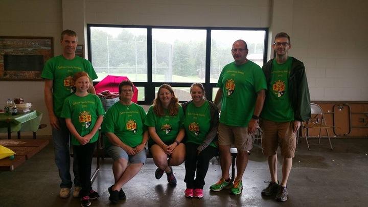 Sullivan Family Reunion  T-Shirt Photo