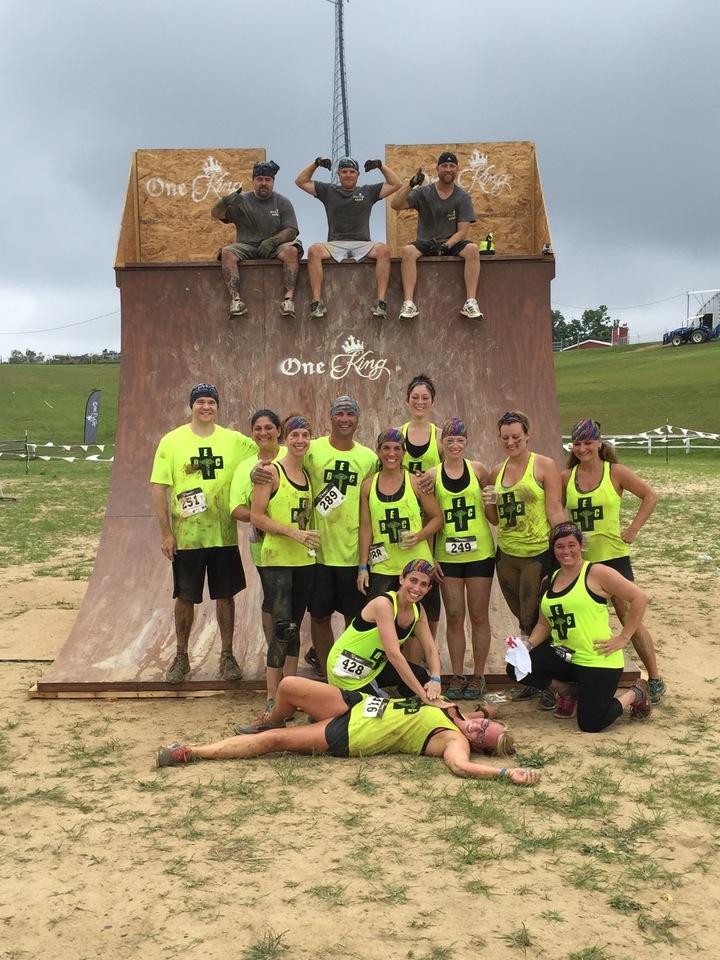 Mud Run 2016  T-Shirt Photo