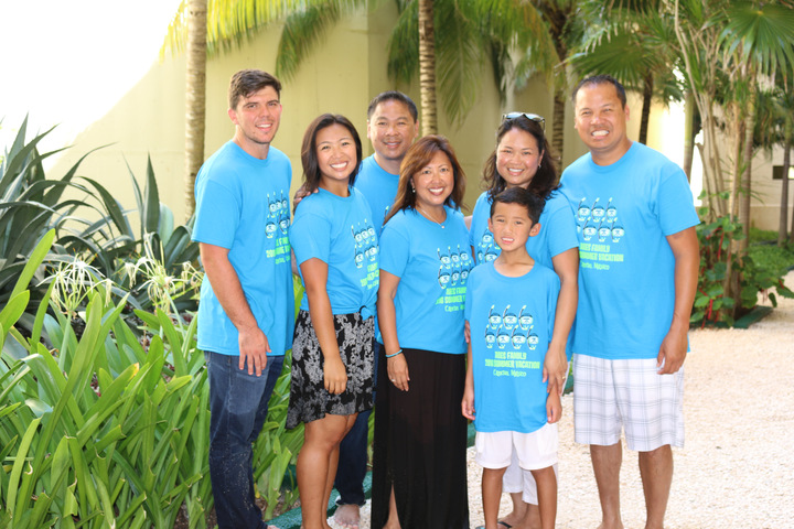 2016 Family Summer Vacation T-Shirt Photo