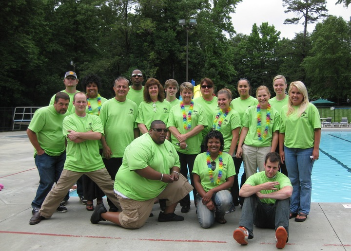 4th Annual Employee Picnic T-Shirt Photo