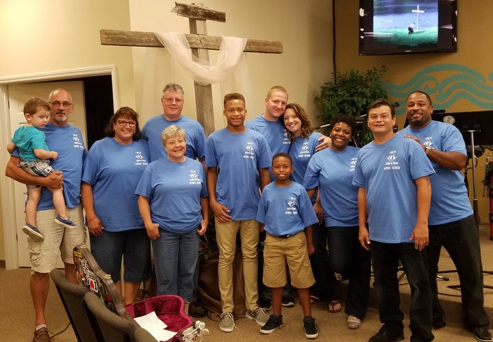 Our Kenly, North Carolina Life Group T-Shirt Photo