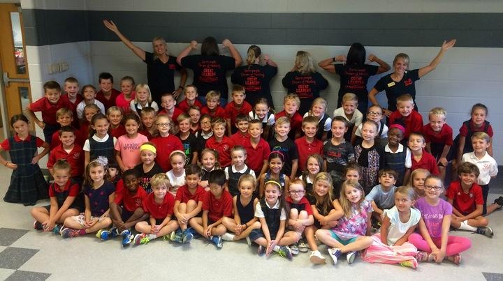 The Teachers Of 2nd Grade T-Shirt Photo