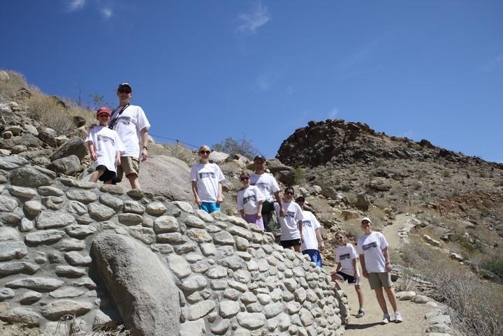 Fun Time Hiking Pam Canyon T-Shirt Photo