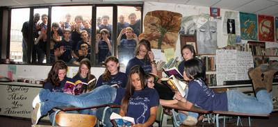 The Attractive English Class At Newton North T-Shirt Photo