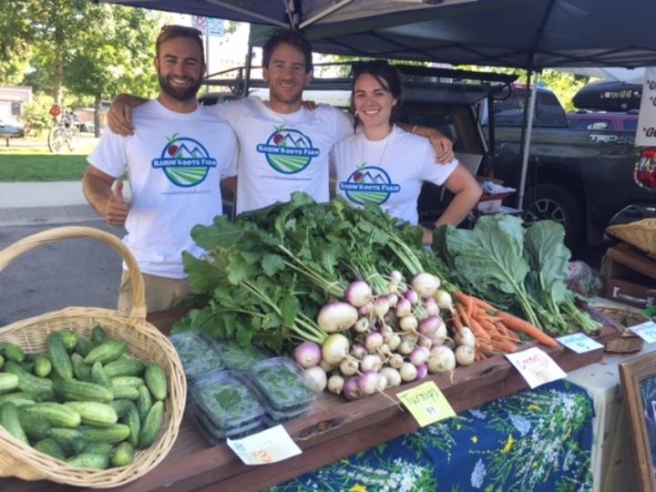 Larimer County Farmer's Market T-Shirt Photo