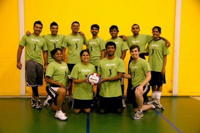 Team I Spike T-Shirt Photo