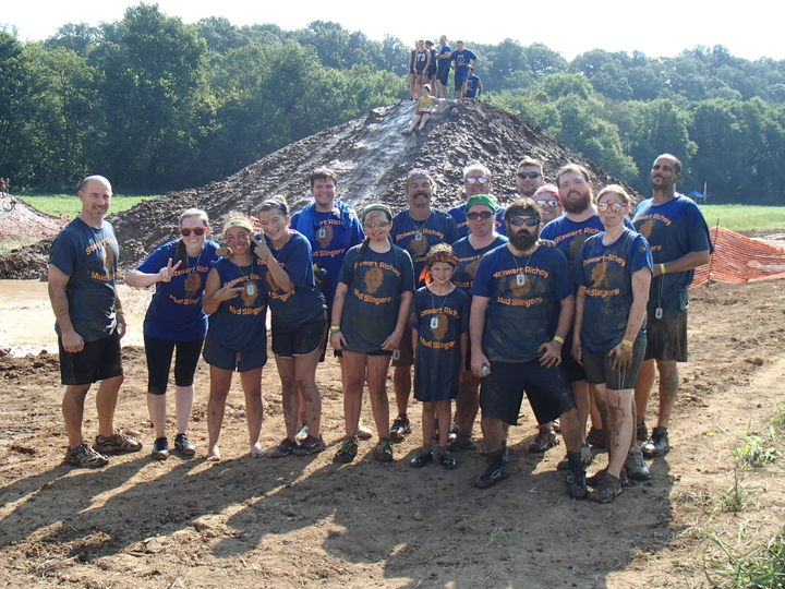 2016 Mud Run T-Shirt Photo