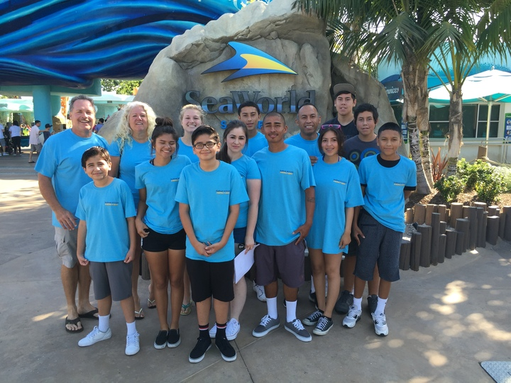 Fallbrook Motors Family Day @ Seaworld T-Shirt Photo