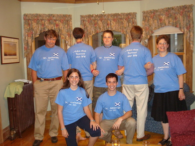 Saint Andrews Rules! T-Shirt Photo