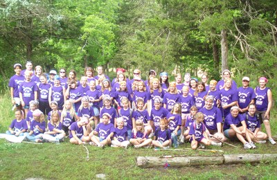 Day Camp Group Photo T-Shirt Photo