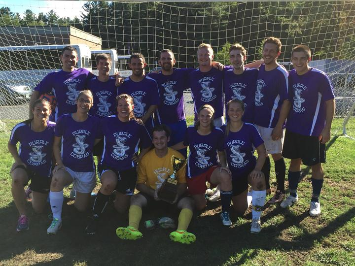 Nhscc Champions Purple Cobras T-Shirt Photo