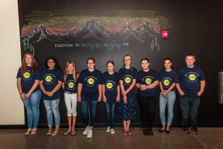 Rpa Middle School Ambassadors 2016 T-Shirt Photo