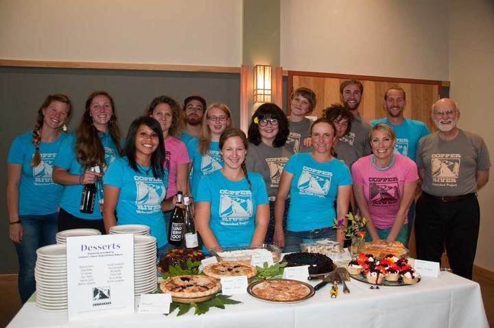 Copper River Watershed All Star Volunteers T-Shirt Photo